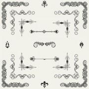 31e75shutterstock_133668722---altin-dekoratif-yatay-cicek-elemanlari,-koseleri,-sinirlari,-cerceve---vektorel