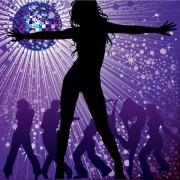 80a9e56211526---Vektorel-arka-plan--Disko-topu-ve-dans-eden-insanlar
