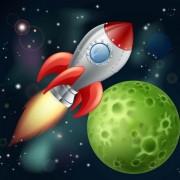 b3f68shutterstock_112713445---uzay-arka-plan-ve-gezegenler---karikatur---vektorel