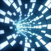 e348cshutterstock_64520137---Mavi-isikli-tunel---3D