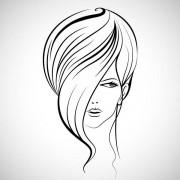 e3846shutterstock_109378955--sac-modeli-ile-guzel-bayan---vektorel